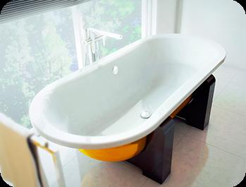 реставрация ванной эмалью