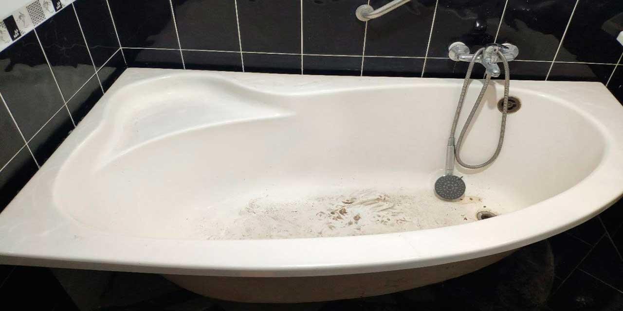 реставрация стальных ванн дешево