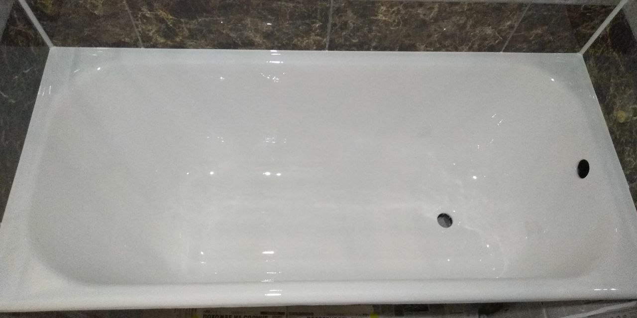 реставрация ванны акрилом цены